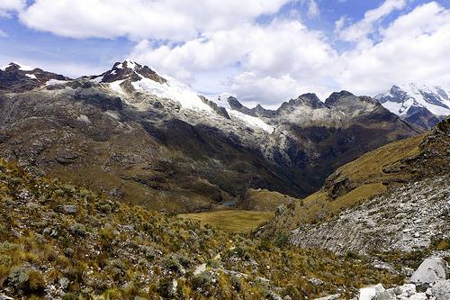 Trekking Huaraz